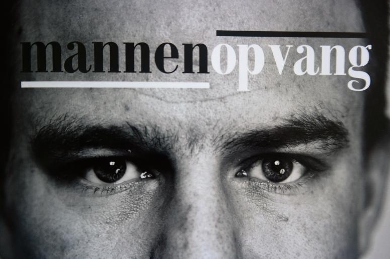 Titel blad Magazine Mannenopvang