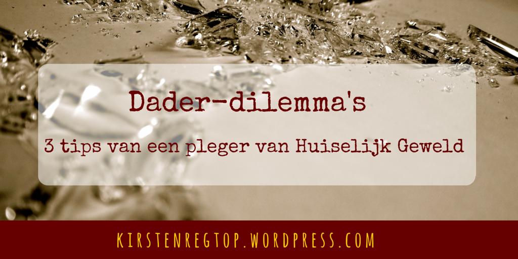 Dader-dilemma's deel 1